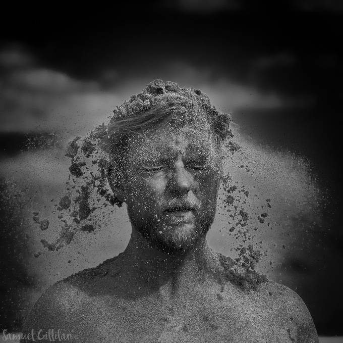 Shaking off Old Dust. by SamuelGillilanPhotography - A Black And White World Photo Contest
