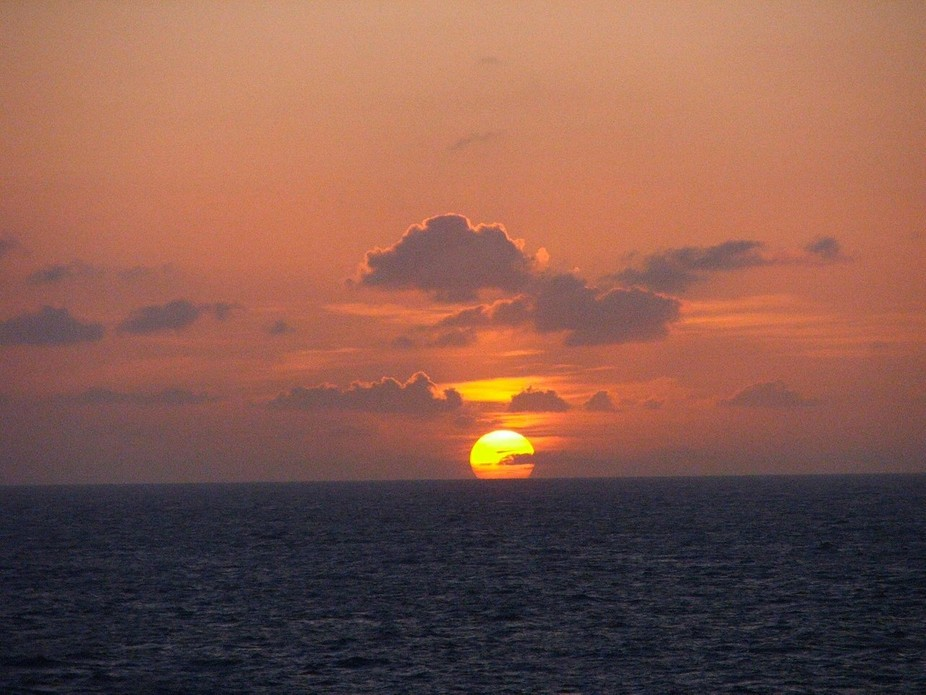 Carribean Sunset