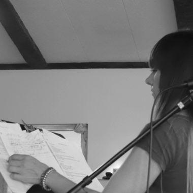 SOULJOURN rehearsal.
