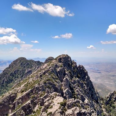 Brown's Summit Four Peaks