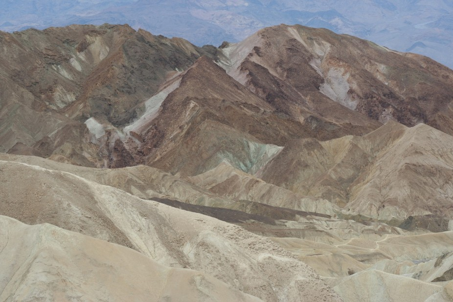 This is really a photograph!  It is part of the area that Borax was made in Death Valley.  The la...