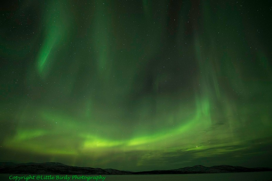 went alll the way to Abisko Sweden to catch the Northern Lights from Little old Tasmania. It was ...