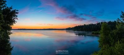 Panorama 'Calm Waters'