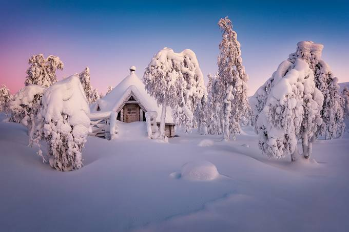 Here's How to Take Incredible Photos This Winter