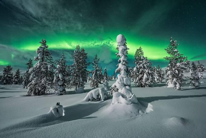 [ … polar night ]  by raymondhoffmann - Adventure Land Photo Contest Outside Views