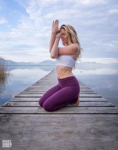 Yin Yoga Book Cover