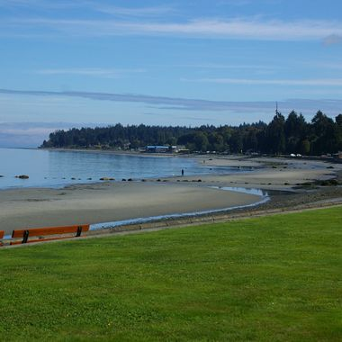 QUALICUM'S BEACH on the 30th of September 2007