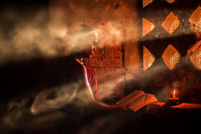 Holy light by GonzaloNavarroBendito - Faith Photo Contest with Scott Jarvie