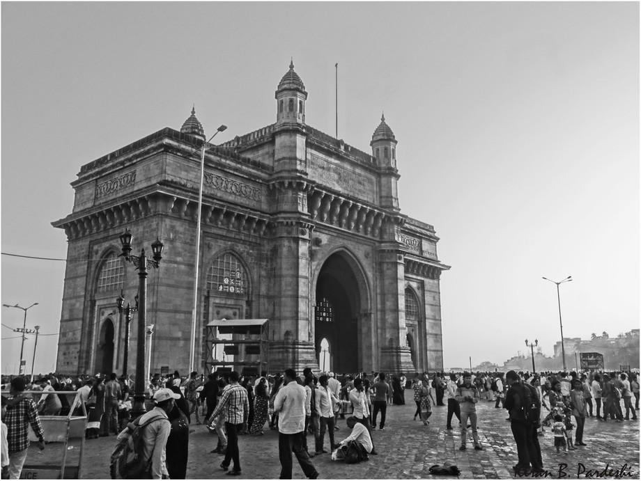 The Gateway to Mumbai