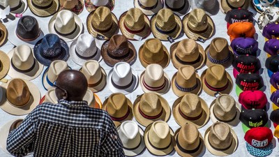 hats for all....