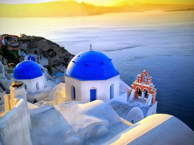 Greek Village by dakoch - Photogenic Villages Photo Contest