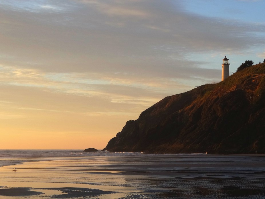 North Head Lighthouse - Cape Disappointment, WA