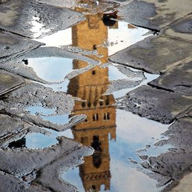 Palazzo Vecchio Tower Grounded