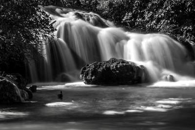 cascada Lagunas de Ruidera