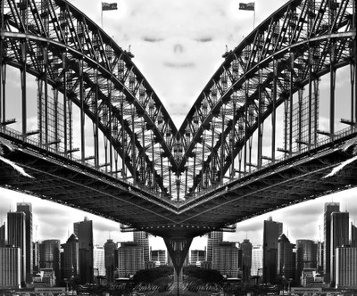 Harbour Bridge duplication