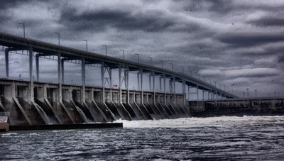 Pickwick Dam, Pickwick  Tenn.