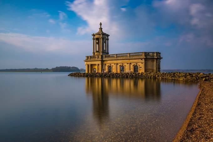 rutland Church - Normanton by jackiegoodwin - Architecture And Reflections Photo Contest