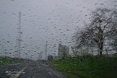 Rain Rain and More Rain...