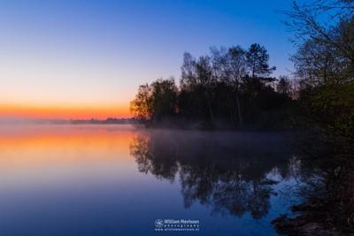 Blue Bay Morning 'Reflections'