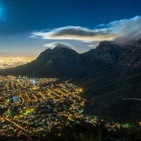 Full Moon Mother City