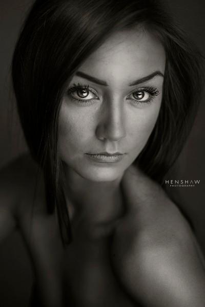 Portrait of Victoria...