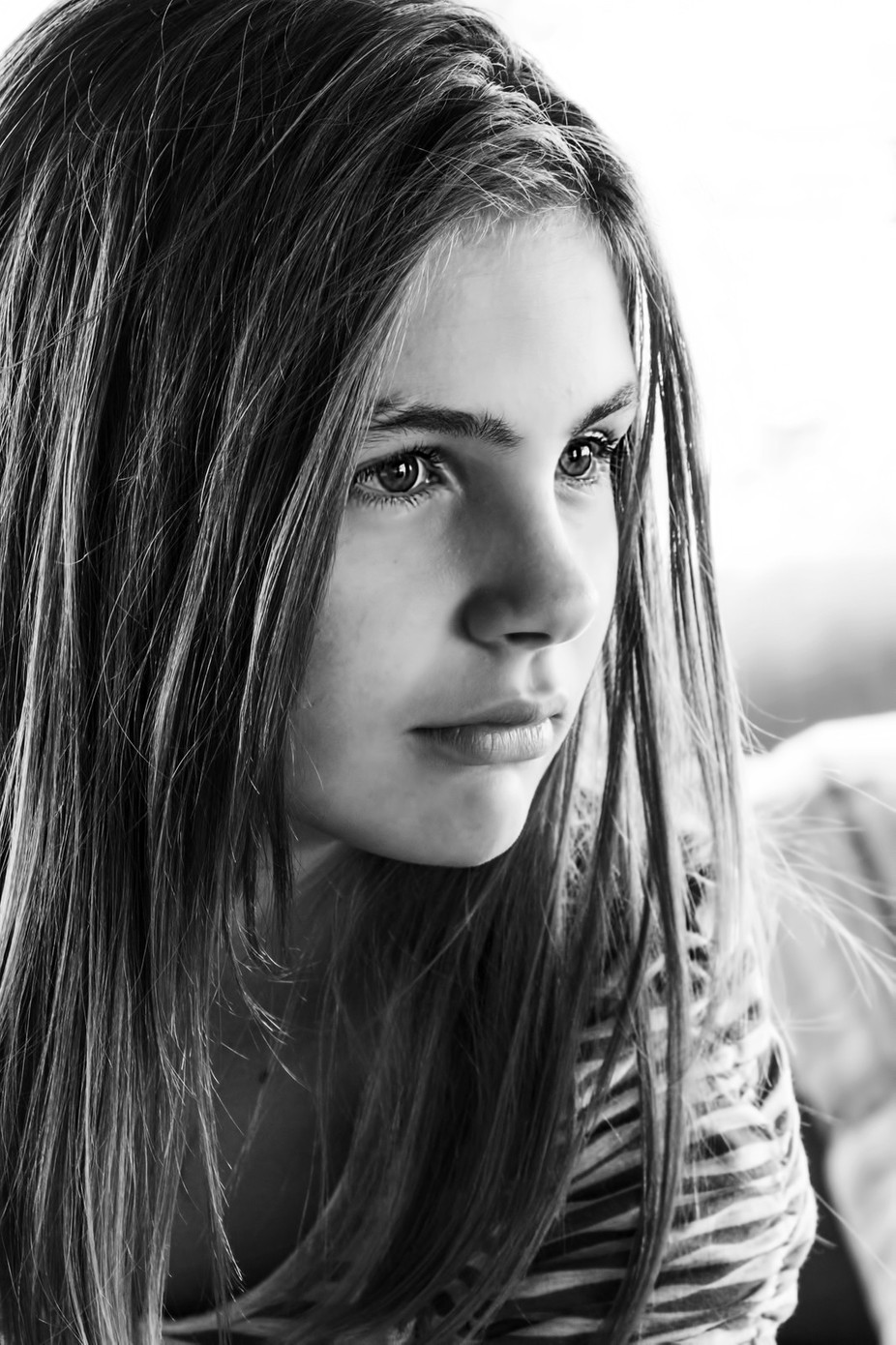 _MG_9714bw2 by arophoto - Long Hair Photo Contest