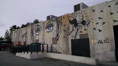 Street Art Hollywood