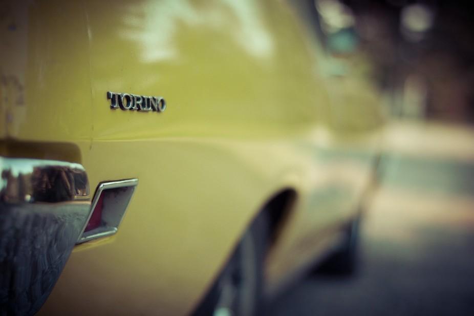 Cousins car.
