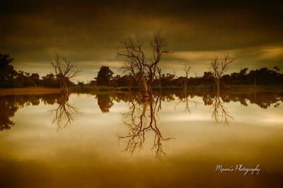 Reflections edit A Graduated Filter, long exposure_4844