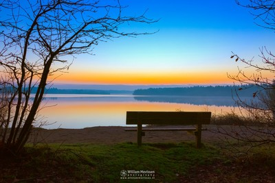 Sunrise View 'Bench'