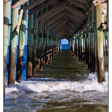 Pawleys Pier I Frame