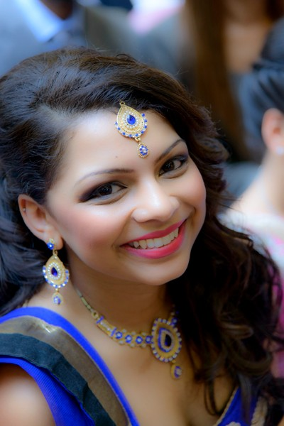 Beautiful Wedding Guest