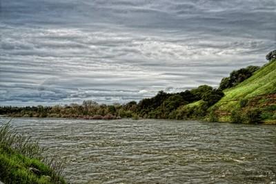 American River...