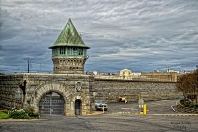 Old Folsom Prison's Front Entrance...