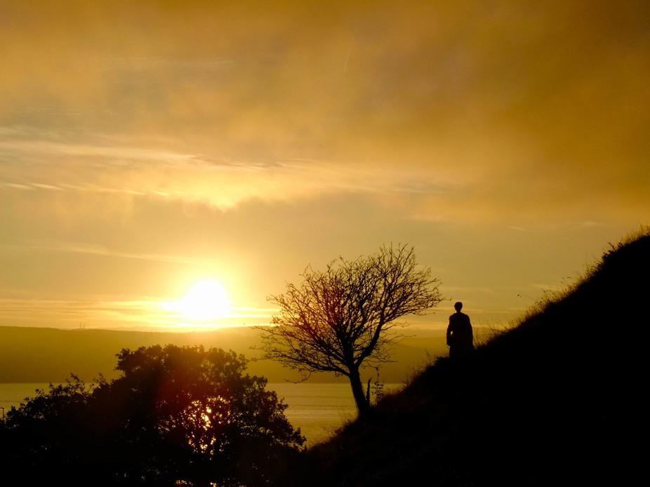 Highland Mary Sunrise - Dunoon - Argyll Scotland