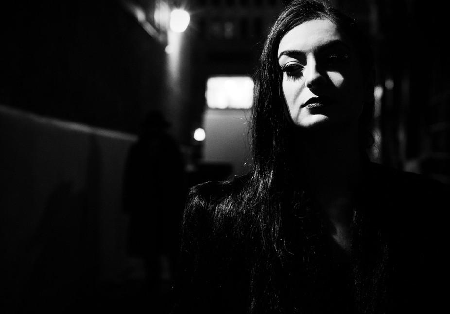 Noir Series - Lurker