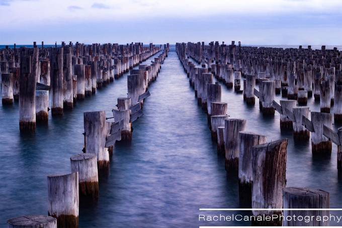 pier-portmelbourne by rachelcanale - The Magic Of Moving Water Photo Contest
