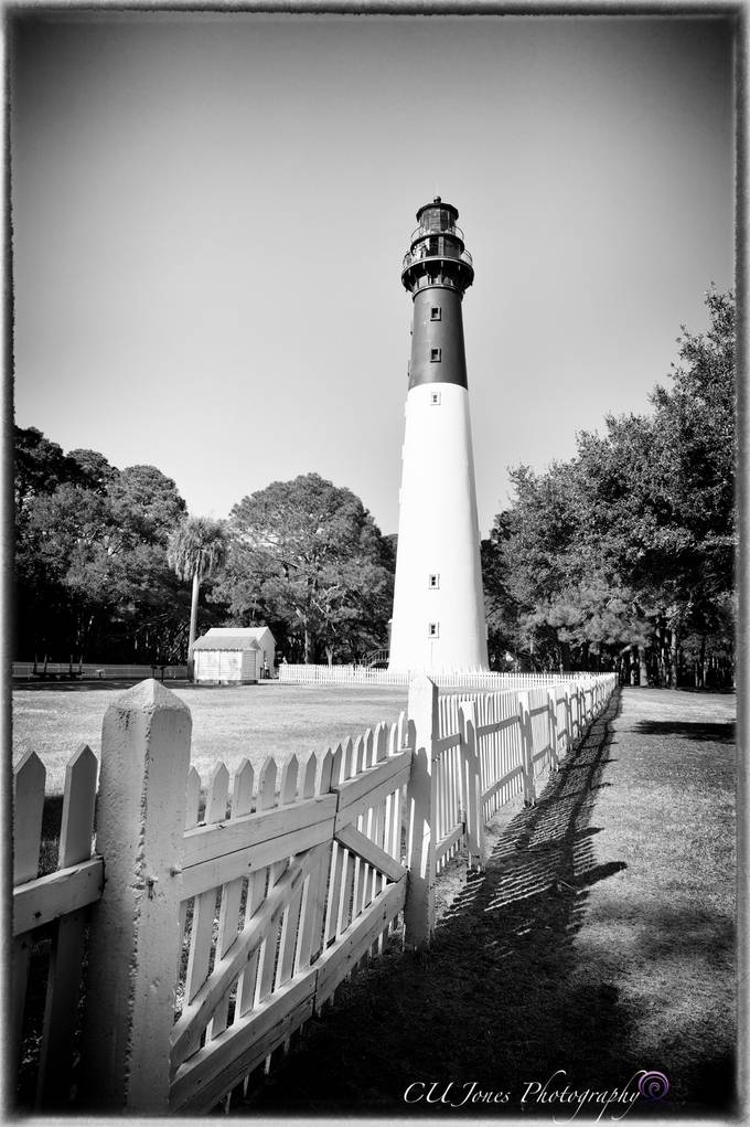 This is the light house of the hunting island. This is a great place to explore and plan to go back as many times as possible.