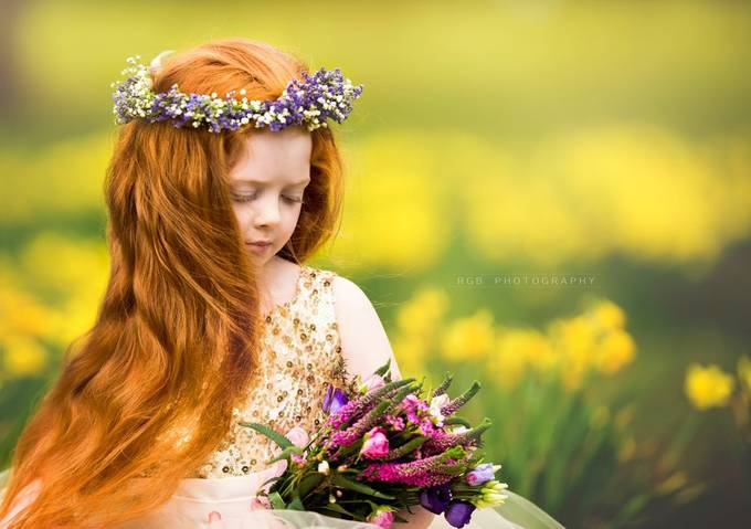 brooke by christianjohnoreilly - Long Hair Photo Contest