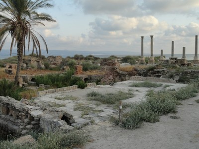 Ancient Ruins of Tyre