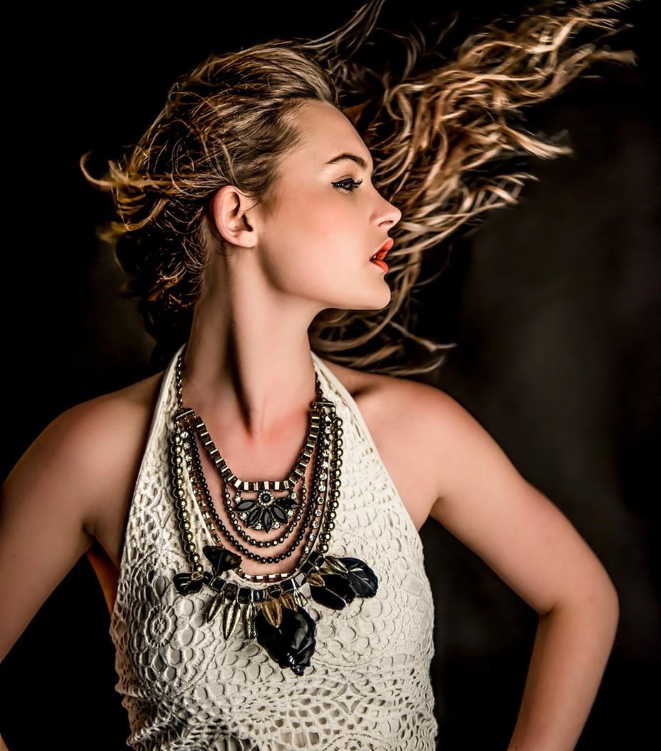 Shake by MattPointZero - Long Hair Photo Contest