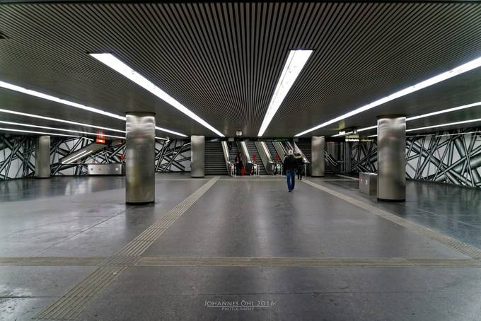 Karlsplatz by johannesoehl - Public Transport Hubs Photo Contest