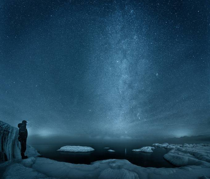Amazing Night by jarijohnsson - People In Large Areas Photo Contest