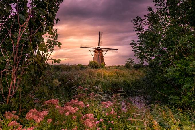 In the Frame by HatcatPhotography - Windmills Photo Contest