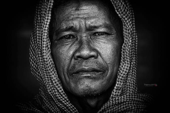 _TVU4791 2 by thienvuart - The Face Of A Man Photo Contest
