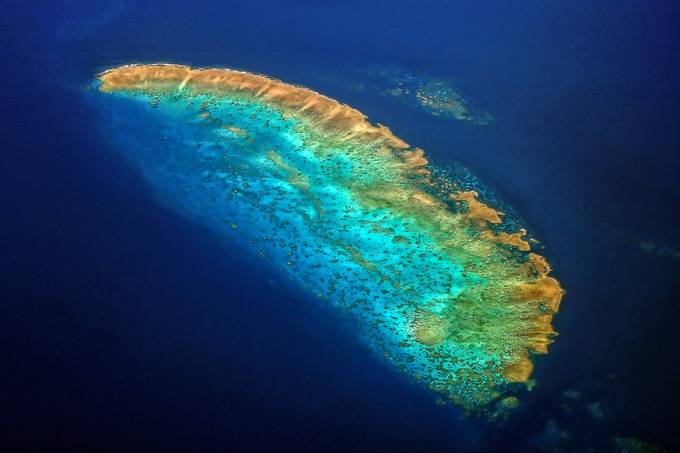 Great Barrier Reef by AlanJ - Islands Photo Contest