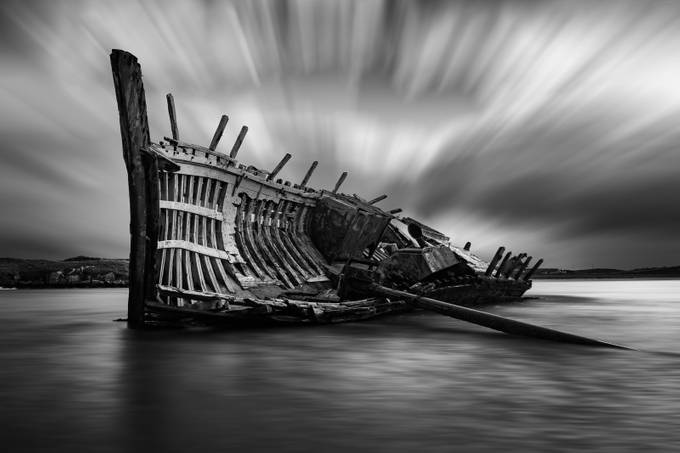 Bad Eddies wreck by tcrabb - ViewBug Photography Awards