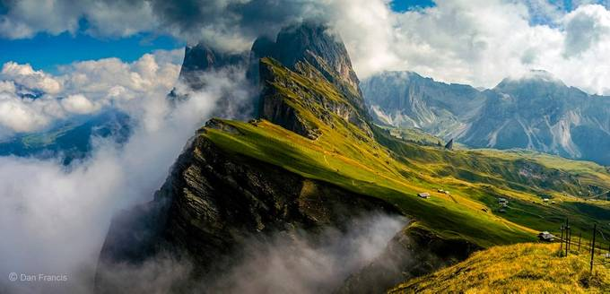 Seceda by dfrancis2 - Adventure Land Photo Contest Outside Views