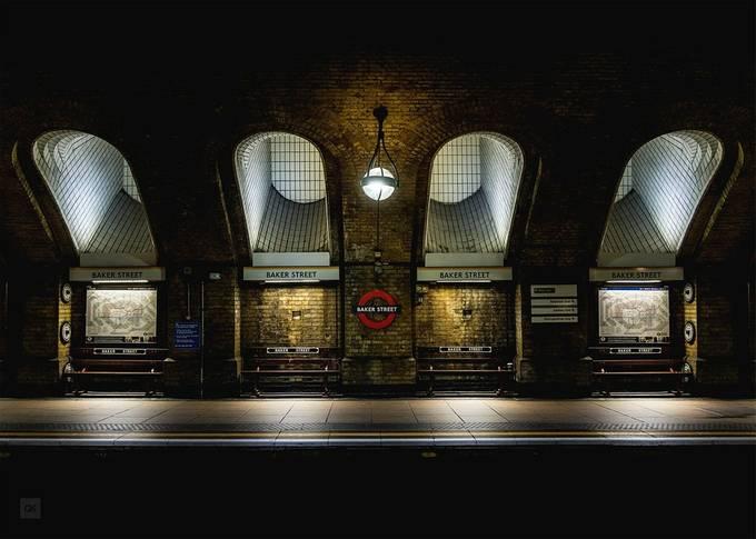 Baker Street by mrkirby
