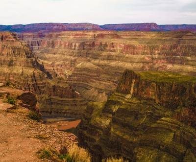 Stunning Beauty Of Grand Canyon West Rim